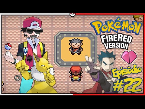 Pokémon Fire Red Let † s Play #22: Enfrentando o Koga, Líder do Ginásio de Fuchsia