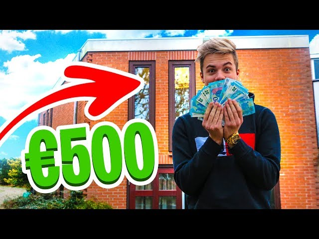 IK VERSTOP €500 EN MICK MAG ZOEKEN!