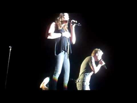 Lady Antebellum - We Owned The Night (CMT Music Fest)