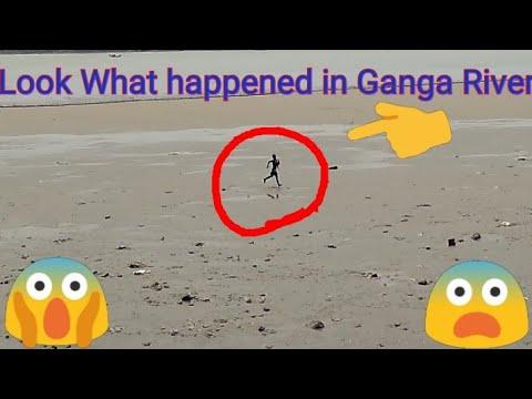 High Tide in Ganga