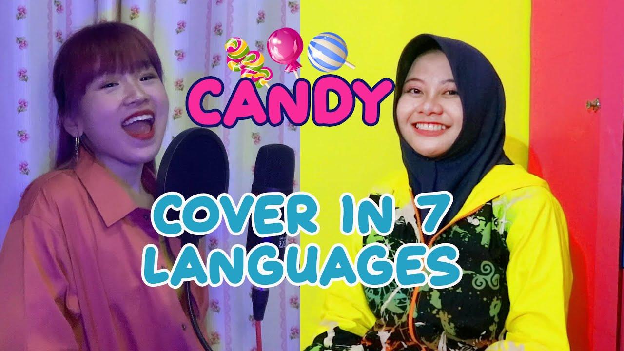 Candy - Baekhyun (백현) Cover in 7 Languages by Adinda Negara x @kimdarlings!