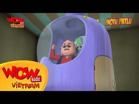Motu Patlu Siêu Clip 23 - Hai Chàng Ngốc - Cartoon Movie - Cartoons For Children