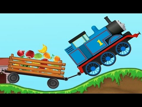 Thomas And Friends: Thomas Transport Fruits Children Game Full Episode