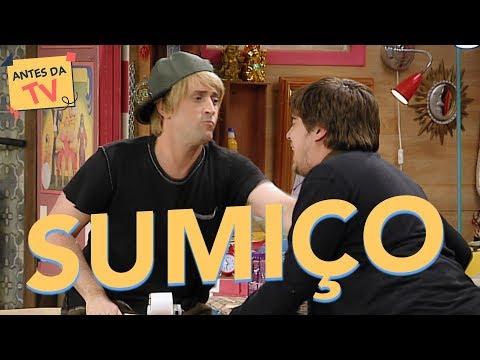 Sumiço - Paulo Gustavo + Ataíde Arcoverde + Lucas Salles - A Vila - Humor Multishow