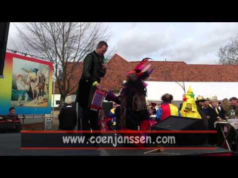 Coen Janssen @ Boetezitting in Munstergeleen 2014