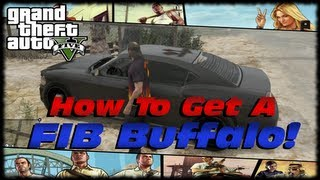 Game | GTA 5 Where To Find Unmarked FIB Buffalo FIB SUV! Unmarked FIB Vehicle Spawn Location! | GTA 5 Where To Find Unmarked FIB Buffalo FIB SUV! Unmarked FIB Vehicle Spawn Location!
