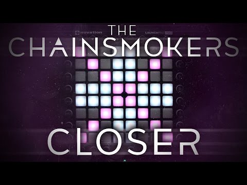 The Chainsmokers - Closer | Launchpad Pro Cover