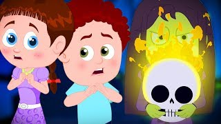 Prepare For Fright With Schoolies | Halloween Songs For Kids