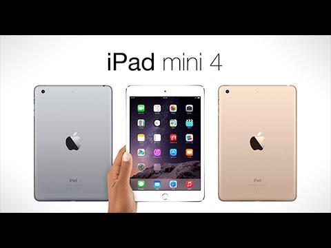ipad mini 4 all features youtube. Black Bedroom Furniture Sets. Home Design Ideas