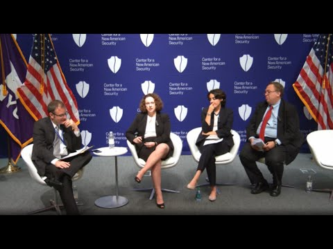 Iran and the Future of the Regional Security and Economic Landscape: First Panel