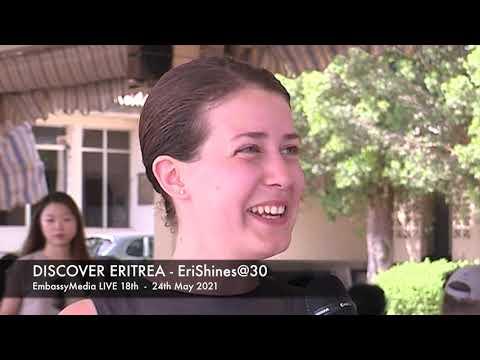 EmbassyMedia - Universal Artist Seeing Eritrea during Jubilee 25th Anniversary!