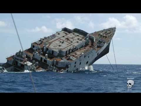 Abandoned ships. Life Ghost Ships