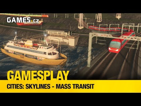 GamesPlay: Cities: Skylines - Mass Transit