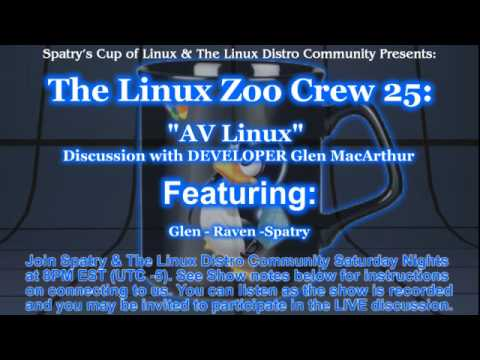 Discussion: AV Linux