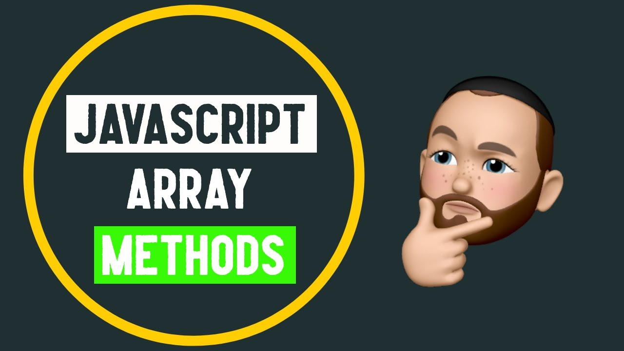 JavaScript Array Methods | Map, Find, Filter and Reduce