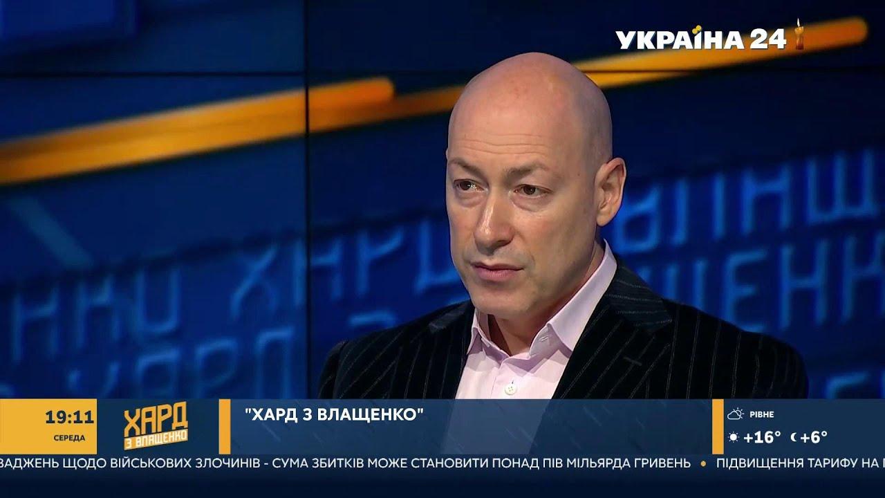 Гордон о партии Притулы, новом съезде «Слуг» в Трускавце и о том, почему хотят снять Разумкова