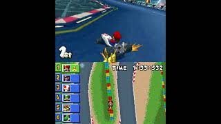 Mario Kart DS Deluxe: 3DS Neo Bowser City