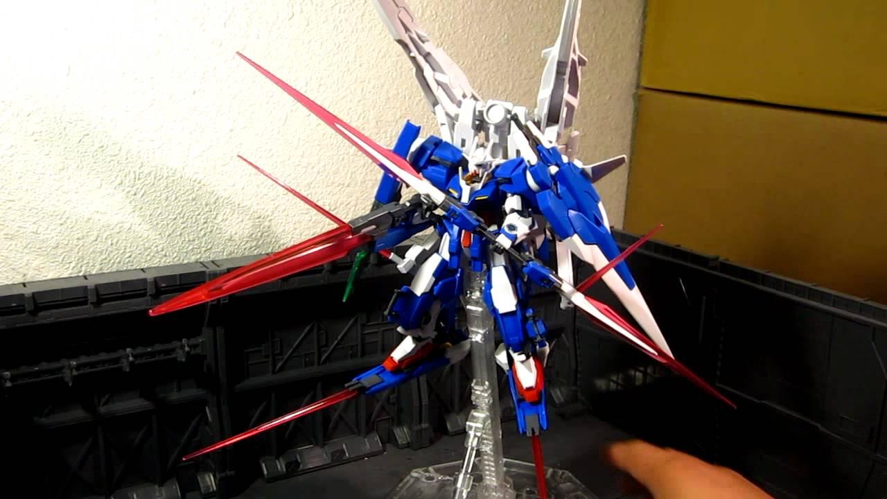 Hg 1 144 Gn Xn D 00 Seven Swords Gundam Kitbash Youtube