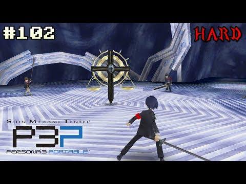 Krzyżyk Na Drogę   Persona 3 Portable [HARD] #102