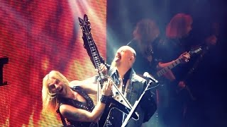Judas Priest   Ostrava   Czech republic   2015