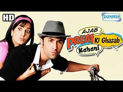 Ajab Prem Ki Gajab Kahani {HD} -  Ranbir Kapoor - Katrina Kaif - Hindi Full Comedy Movie