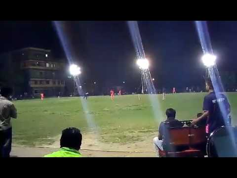 kotrung sporting premiere league cricket match