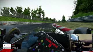 Project Cars Live Webcam Gameplay@60 fps