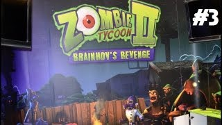 Zombie Tycoon 2: Brainhov's Revenge Playthrough - Chapter 3: Bring Down the Sky  (Part 1)