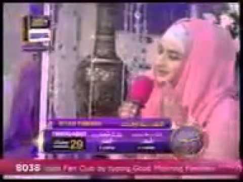 Tum apna daman Hooria Fahim