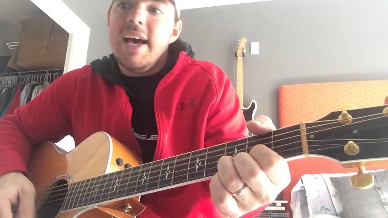 Dust on the Bottle   David Lee Murphy Beginner Guitar Lesson