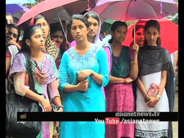 PG Doctors go on strike in Thiruvananthapuram Medical College