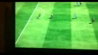 Pretty good goal in FIFA 13 by miccoli