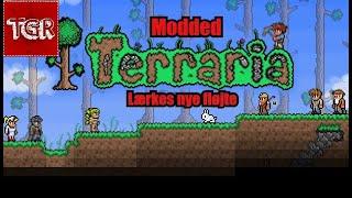 Modded Terraria Del 3 med Lærke: Lærkes nye fløjte [DK]