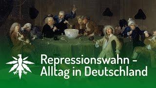 Repressionswahn - Alltag in Deutschland   DHV News #103