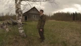 Заброшенная деревня Захолустье (Псковская Область)