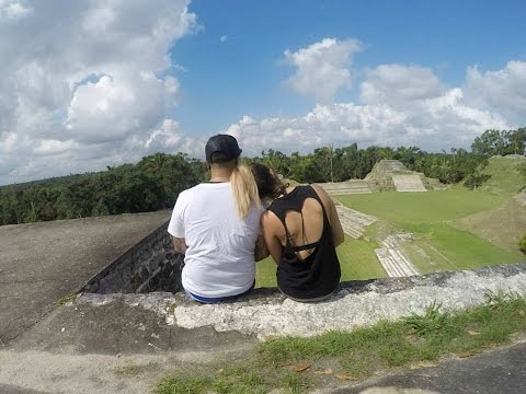Vacation to Belize/ Vlog Cave Tubing Fishing | Brenda Manalac