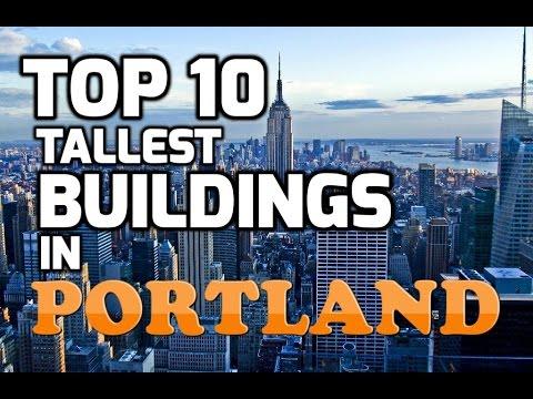 Top 10 Tallest Buildings In PORTLAND