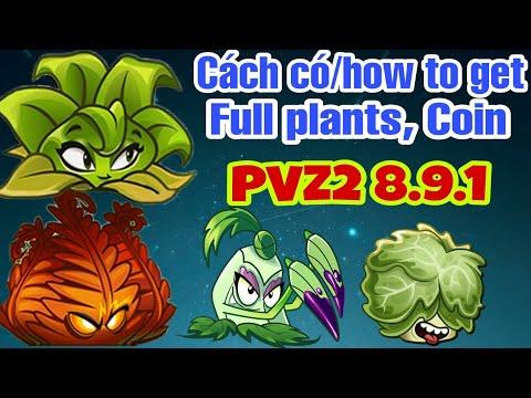 download ban hack plants vs zombies full - Hướng dẫn Full plants pvz2 8.9.1 max level, vàng, kim cương | Plants vs. Zombies 2 - PVZ2 MK