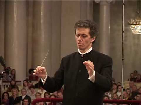Alexander Polishchuk conducting  Beethoven Symphony No.5 3 mov.