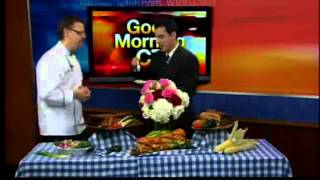 Cookout Foods With Chef Erik Anderson