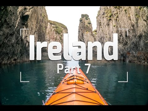 KAYAKING IRELAND'S WILD
