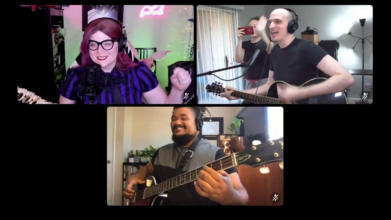 Steam Powered Giraffe - Patreon Rehearsal Livestream Preview