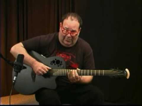 Matt Smith Gives A Killer Slide Guitar Lesson  Part 1