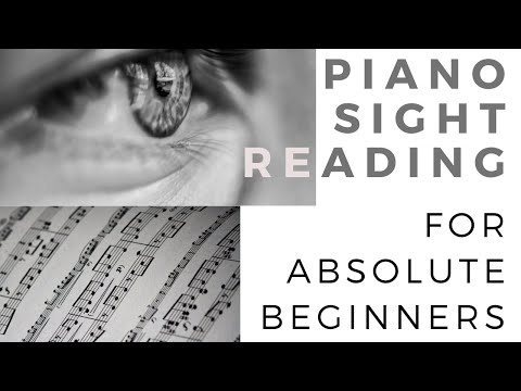 Improve your Piano Sight Reading for Absolute Beginners - Grade 1