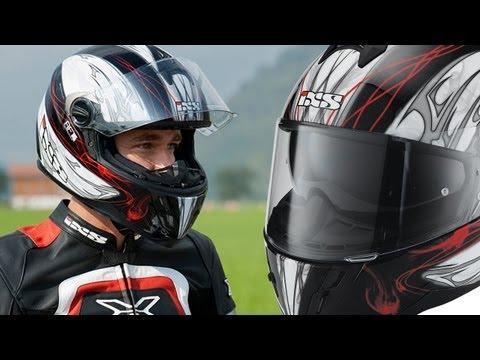 IXS Produktneuheiten 2012 - Helm HX396