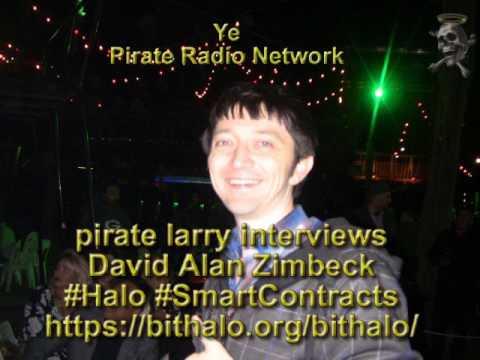 Interview w David Alan Zimbeck