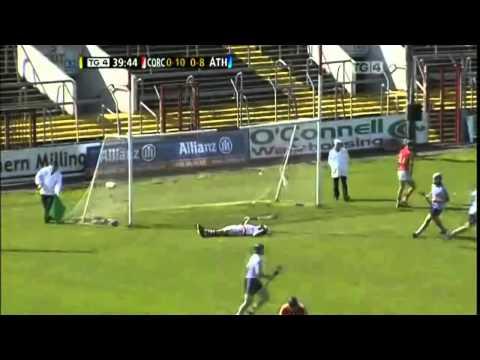 Paul Ryan Goal - Dublin v Cork