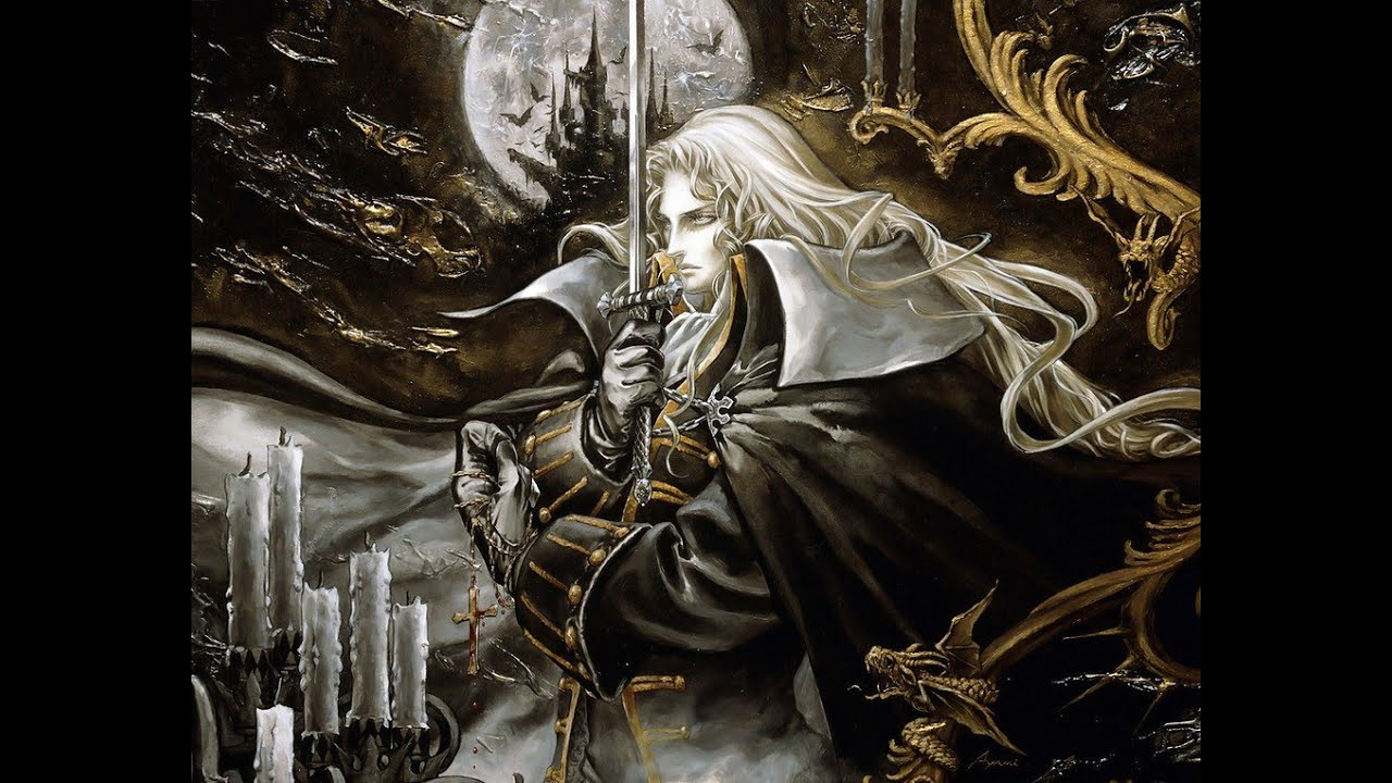 Castlevania Symphony of The Night (PS1) - Como manter as armas do Alucard e evitar a morte!