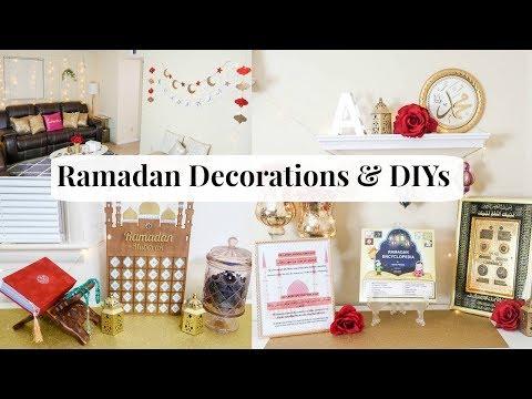 🌙Ramadan Decorations & DIYs 2018 🌙