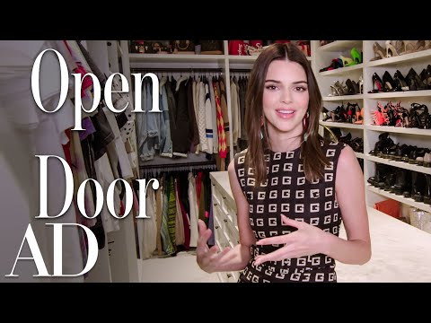 Inside Kendall Jenner's Cozy L.A. Hideaway | Open Door | Arc
